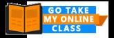Go Take My Online Class Logo